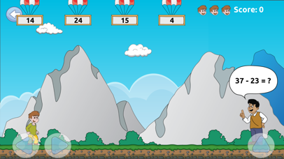 Mental Math for Grade 1 and 2 - 窓用