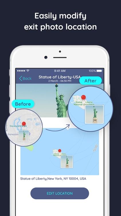 Fake GPS Location -for iPhone screenshot-5