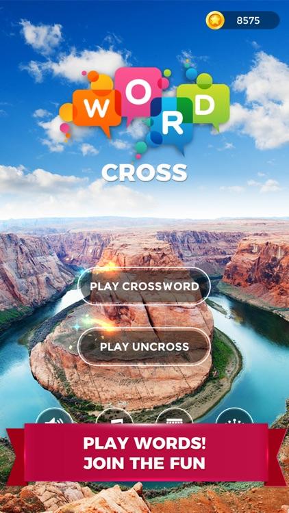 Word Cross: Crossy Word Games screenshot-7
