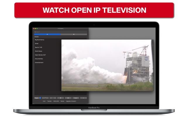 TV Streams - Watch Live IPTV on the Mac App Store