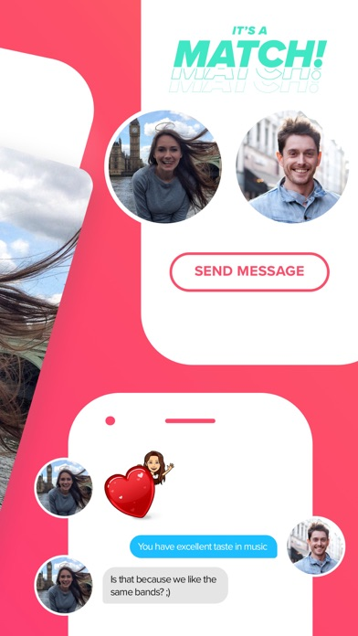 Screenshot for Tinder in Ireland App Store