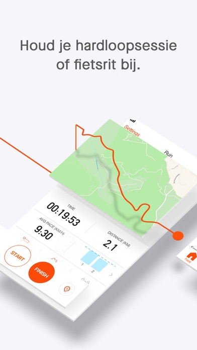 Screenshot for Strava GPS Running and Cycling in Netherlands App Store