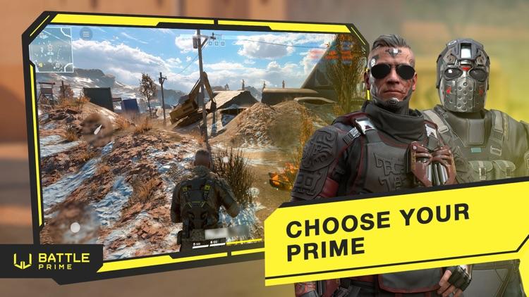 Battle Prime: Epic PvP Shooter screenshot-3