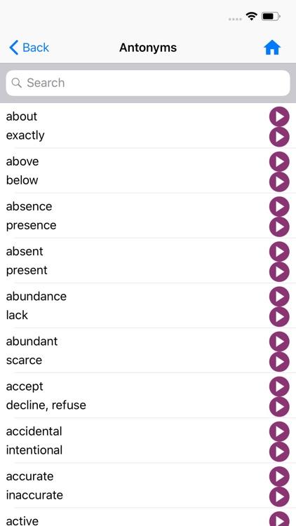 Malayalam Dictionary Pro screenshot-5