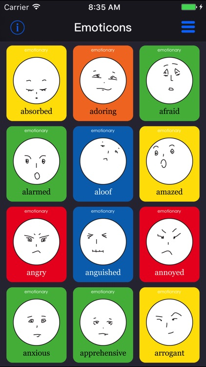 emotionary+ by Funny Feelings® screenshot-3