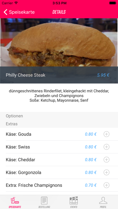 1337Frankfurt - eSports BarScreenshot von 1