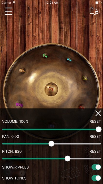 Handpan screenshot-4