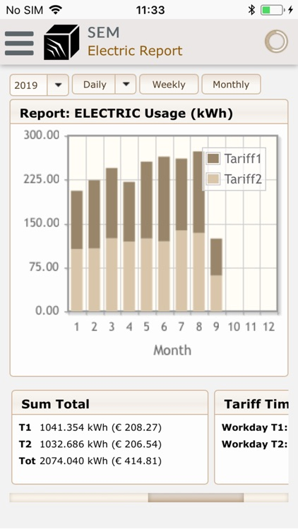 Smart Energy Manager screenshot-7