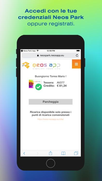 Neos Park App