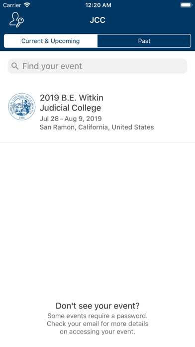 Judicial Council of CA Hub screenshot one