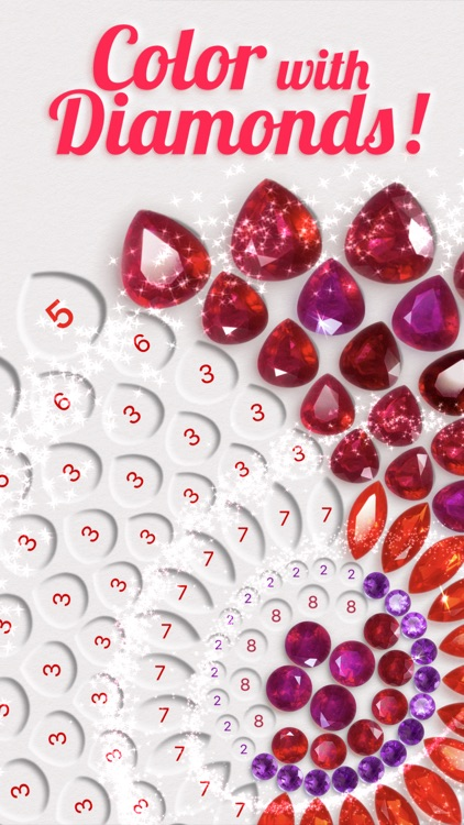 Dazzly - Diamond Art by Number