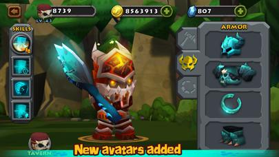 Call of Mini™ Dino Hunter screenshot two