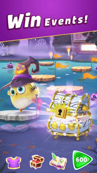 Angry Birds Match 3 Screenshot