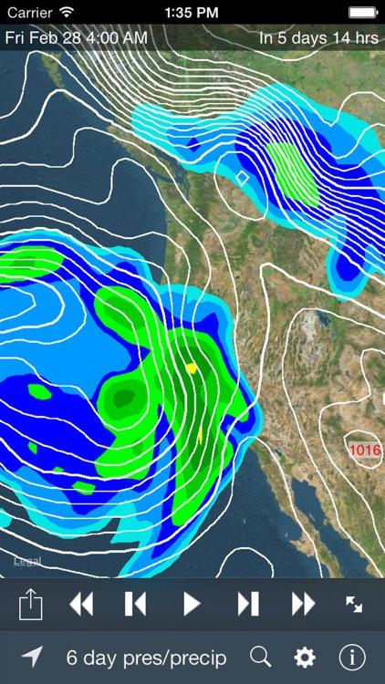 NOAA Dual Radar screenshot-3