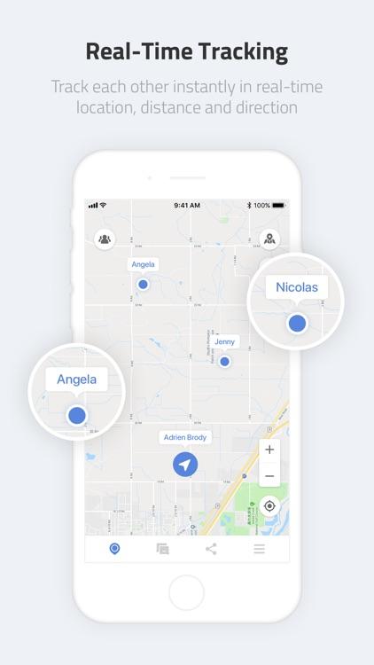 GoFindMe: Realtime GPS Tracker