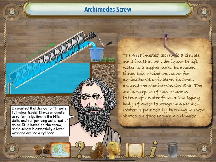 Great Thinkers: Archimedes screenshot-7
