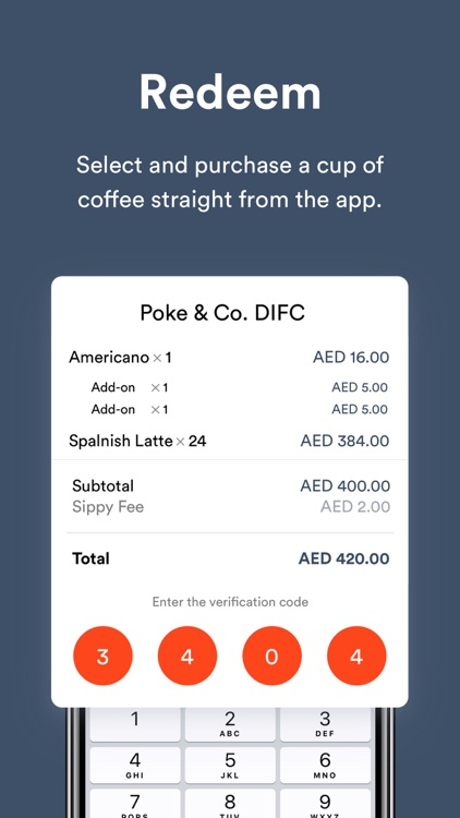 SIPPY - Specialty Coffee App