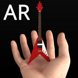 Guitar 3D - AR
