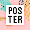 1 Minute Poster Maker (Pinso)