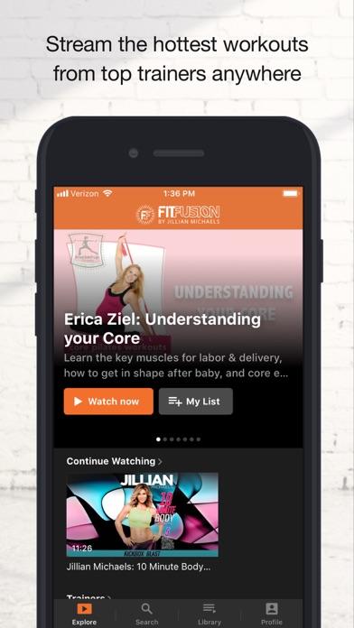 FitFusion Workoutsのおすすめ画像2