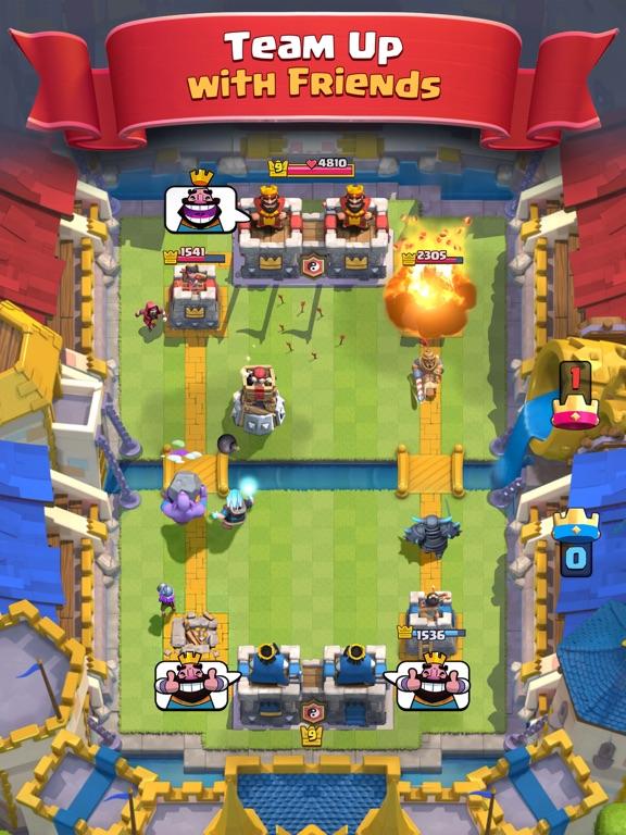 Clash Royale Screenshots