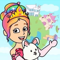 我的Tizi世界:玩城镇游戏