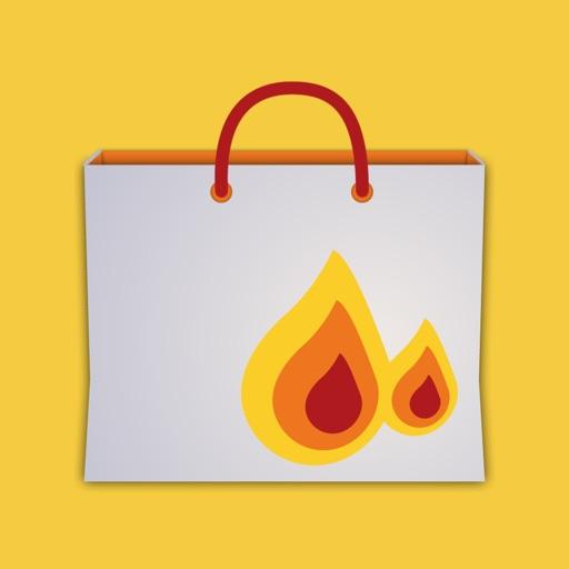 DealPad: Hot Deals & Vouchers