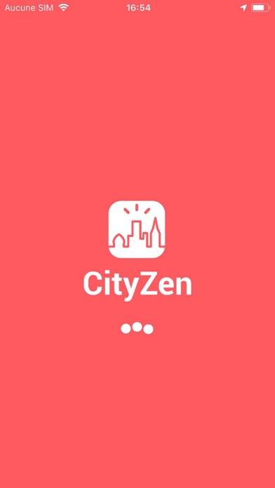 CityZen Mobility screenshot one