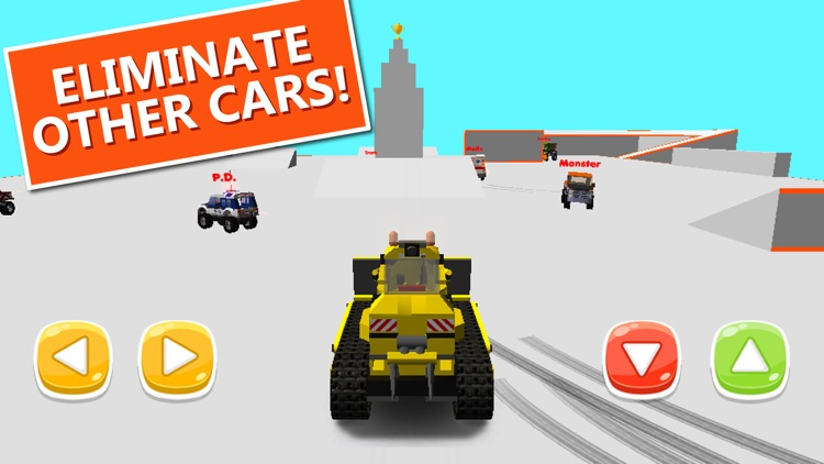 Toy Cars Arena 3D