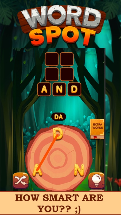 Word Spot:Search Puzzle Game screenshot-4