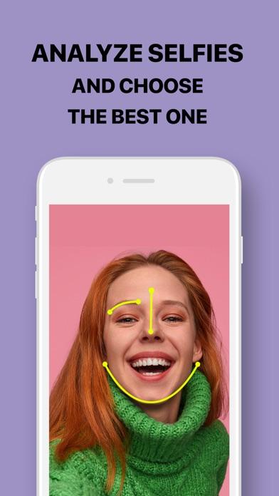Selfie Booster: Beauty Snap screenshot 1
