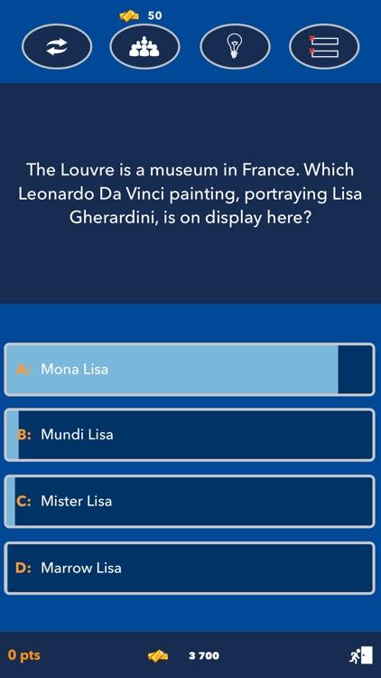 Quiz Cultura Generale Italiano screenshot-5