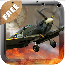 Retro 1943 Reloaded Free - Normandy Ace Spitfire Flight Commander