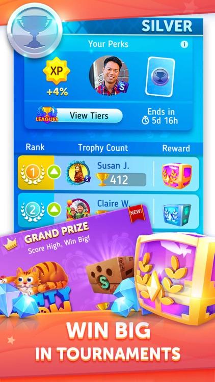 Scrabble® GO - New Word Game screenshot-5