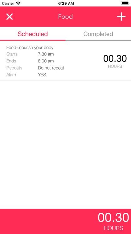 RemindMyLife screenshot-4