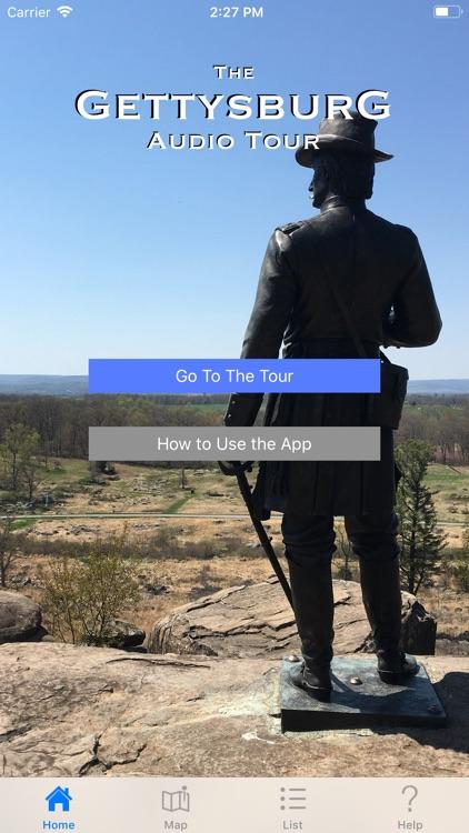 Gettysburg Audio Tour