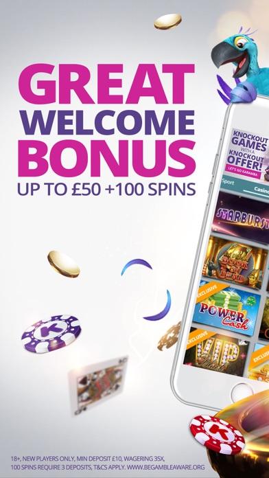 Karamba Casino, Slots & Games