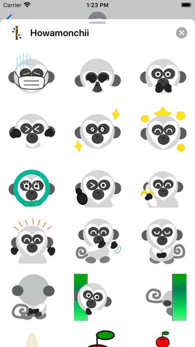 Howamonchii the gibbon screenshot 2