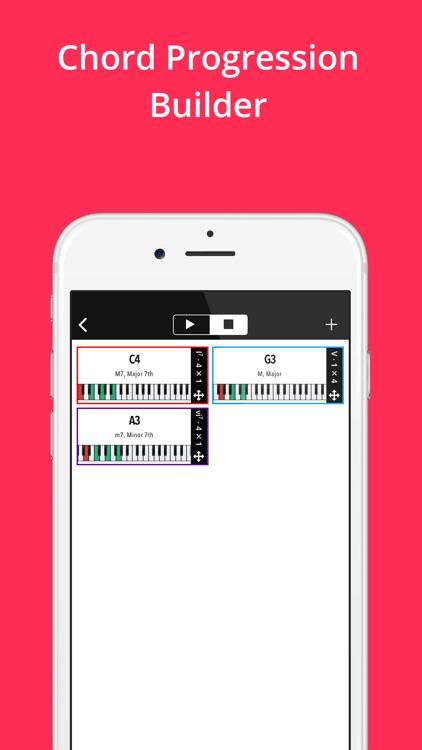 Piano Chords, Scales Companion