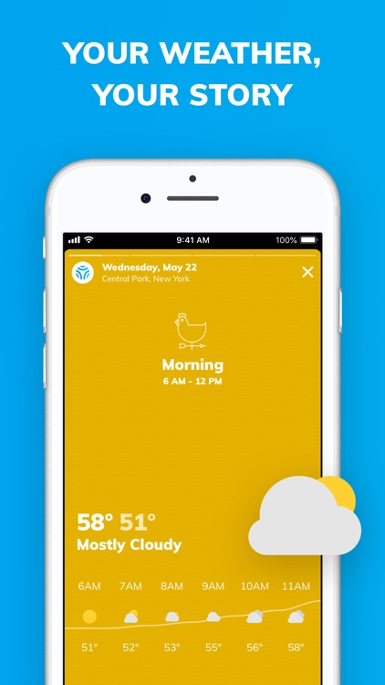 Weather Assistant by ClimaCell screenshot-7