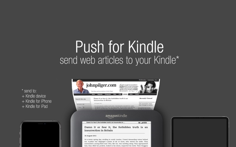 Push for Kindle