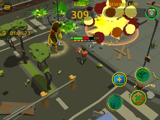 Zombie Blast Crew screenshot 9