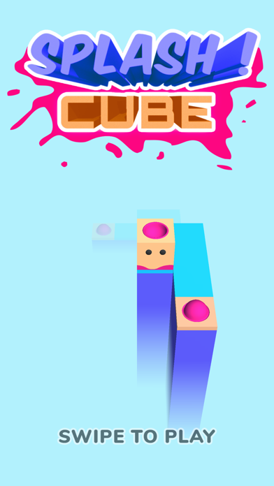 Splash Cube screenshot 1
