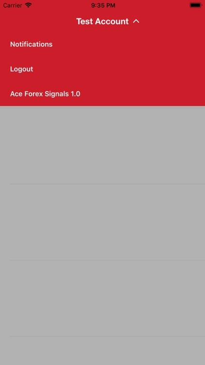 Ace Forex Signals screenshot-3