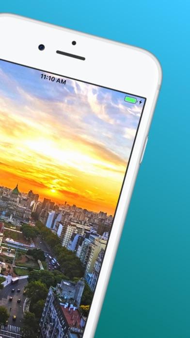 Screenshot of Buenos Aires Guida Turistica2