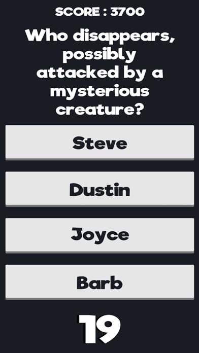 Trivia for Stranger Things