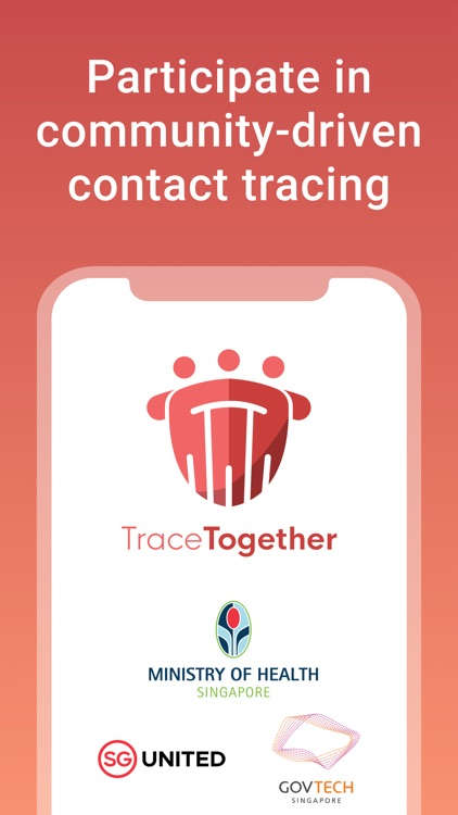 TraceTogether