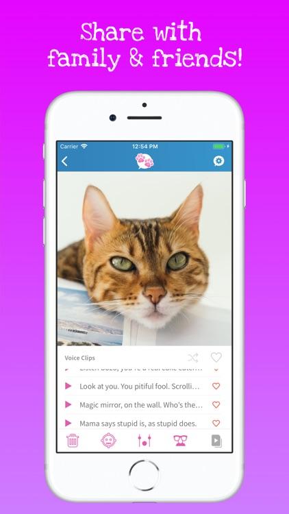 My Talking Pet screenshot-3