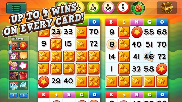 Bingo Pop: Live Bingo Games screenshot-1