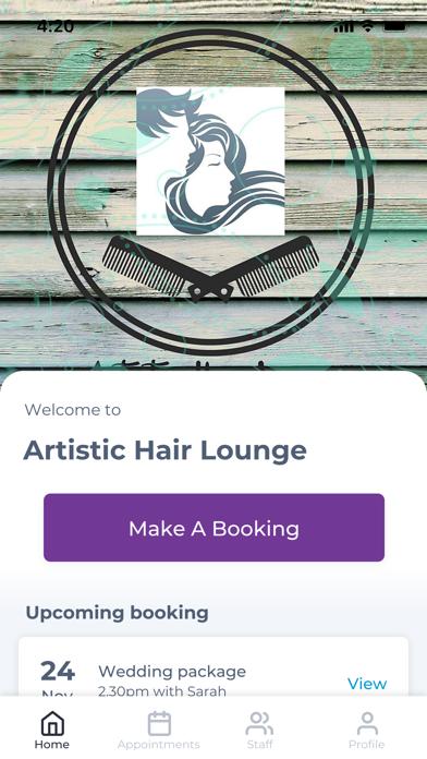 Artistic Hair Lounge